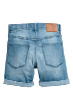 Denim shorts - Denim blue - Kids | H&M CN 3